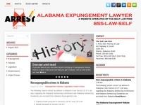 Alabama Expungement Lawyer